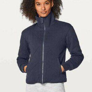 Lululemon Forever Warm Jacket Midnight Navy 4